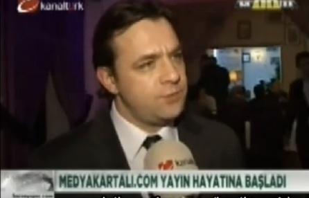 Sitemizin Açılışı Kanal Türk Ana Haber Hakan Öncül
