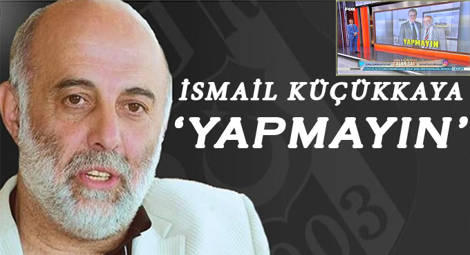 İsmail Küçükkaya ''Sinan Vardar Samimi Bir Beşiktaş'lıdır''