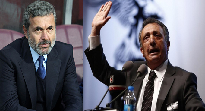 Aykut Kocaman ve Ahmet Nur Çebi Koridorda Tartıştı!