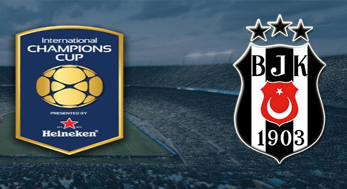 Beşiktaş Uluslararası Şampiyonlar Ligi'ne Davet Edildi!