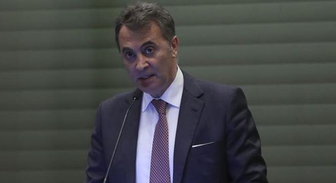 Fikret Orman Beşiktaşlı Hukukçular Derneği İftarına Katıldı!