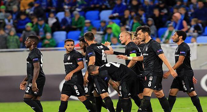 Beşiktaş Zorlu Virajda!