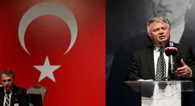 'BEŞİKTAŞ PARA KAZANMA YERİ DEĞİL!'