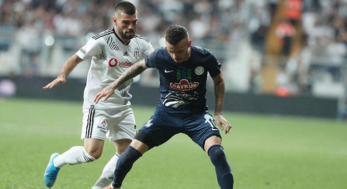 Beşiktaş'ta Mutlu Son!