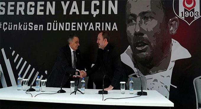 Sergen Yalçın Ahmet Nur Çebi'yle Görüştü!