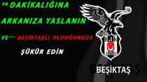 Beşiktaş Bu Lige Fazla Şerefli