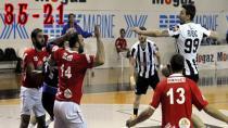 Beşiktaş Mogaz Rahat Kazandı