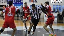 Beşiktaş Mogaz Zorlanmadı