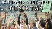 Beşiktaş Üst Üste 7. Kez Şampiyon