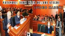 Beşiktaş Belediyesi Meclisinde Olay