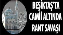 Beşiktaş Belediyesinde Rant Camilere Kadar Sıçradı