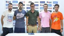 Beşiktaş Mogaz 4 Oyuncu ile Sözleşme Yeniledi