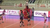 Beşiktaş Kadın Voleybol Takımı Zorlanmadı