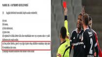 Beşiktaş Erteleme Başvurusuyla Tarihi Bir Gafa İmza Attı! İşte O Madde