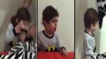 Fenerli Baba'nın Beşiktaş'lı Oğlu Sosyal Medyayı Salladı