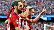 Atletico Madrid 1-0 Bayern Münih