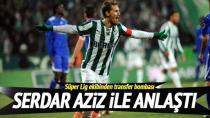 Beşiktaş Serdar Aziz'le Anlaştı İmzalar Yakında