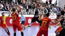 Türkiye Kupası Şampiyonu Beşiktaş Mogaz