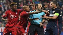 Cüneyt Çakır'ın Yönettiği Maçta Bayern Münih Oynadı Atletico Madrid Finale Çıktı