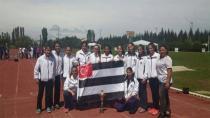 Beşiktaş Atletizm Takımı Türkiye İkincisi Oldu