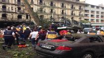 İstanbul'da Bombalı Saldırı  Vali Vasip Şahin ''7 Polis 4 Sivil Hayatını Kaybetti''