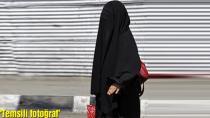 DİKKAT! İstanbul'da 'Çarşaflı Erkek' Alarmı