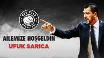 Ufuk Sarıca Resmen Beşiktaş'ta