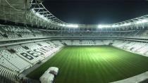 BEŞİKTAŞ Arena'da Engelli Tribünü Çilesi