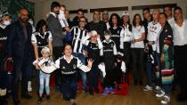 Beşiktaş'a Anlamlı Ziyaret!