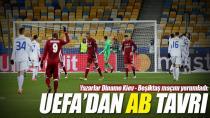 Yazarların Dinamo Kiev - Beşiktaş Maçı Yorumları