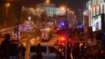 Beşiktaş Saldırısıyla ilgili 13 Kişi Gözaltına Alındı