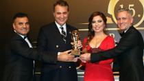 Türkiye Spor Ödülleri'ne Beşiktaş Damgası
