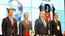 Beşiktaş Futbol A.Ş. Olağan Genel Kurul Toplantısı Yapıldı