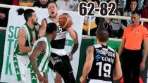 Yeşilgiresun Belediyespor: 62 - Beşiktaş Sompo Japan: 82