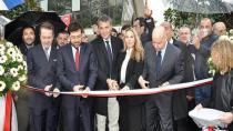Mehmet Üstünkaya Sosyal Tesisi Açıldı