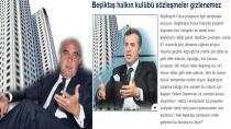 Beşiktaş Yönetiminden Demirören'e Fulya Kalkanı