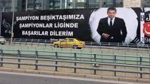 Erkan Petekkaya Beşiktaş Reklamı İçin Keseyi Açtı