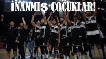 Basketbol Süper Liginde de Şampiyonluk Geliyor!