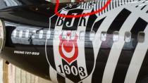 Beşiktaş'ın Uçağına 3. Yıldız Eklendi