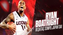 Ryan Boatright Beşiktaş'ta