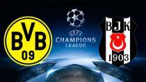 Dortmund  Beşiktaş En Zor Şampiyonlar Ligi Grubunda Gösterildi
