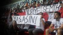'Nuriye-Semih Yaşasın' Pankartı Açtığı İçin Tutuklanan 11 Beşiktaş Taraftarı Meclis Gündeminde!