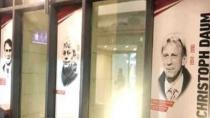 Vodafone Park'ta Mustafa Denizli'ye Fikret Orman Sansürü!