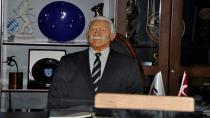 Seba'nın 3D Print Heykeli Beşiktaş JK Müzesi'nde!
