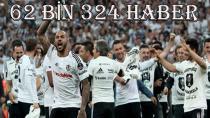 Ağustos'ta Medyanın Şampiyonu Beşiktaş!