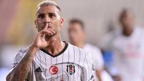 Beşiktaş'ın Avrupa'daki Golcüsü Quaresma