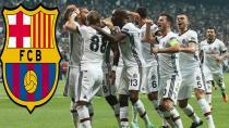 Barcelona'dan Sürpriz Beşiktaş Paylaşımı!