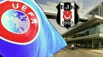 UEFA'dan Tartışmalı Beşiktaş Kararı!