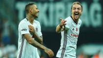Beşiktaş Evinde Yenilgiyi Unuttu!