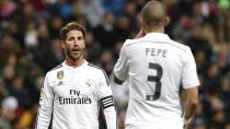 Sergio  Ramos 'Pepe'yi Özlemiyorum!'